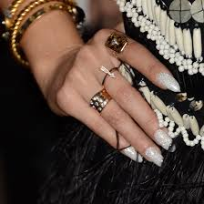 celebrity nails u0026 manicures jessica alba vanessa hudgens