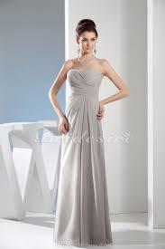 etui linie v ausschnitt bodenlang chiffon brautjungfernkleid mit blumen p629 bridesire etui linie herz ausschnitt bodenlang ärmellos chiffon