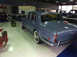 roll royce rod 1975 rolls royce silver shadow for sale classiccars com cc 989251