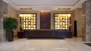 Hotel Lobby Reception Desk by Portfolio Cumar