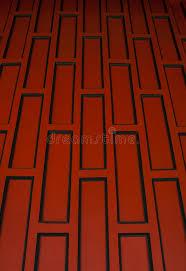retro wood paneling red retro wood paneling oblique angle stock image image of