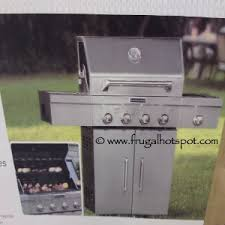 Kitchen Aid Gas Grill by Costco Clearance Kitchenaid Gas Bbq Grill Model 720 0733a