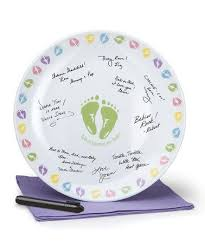 autograph plate 111 best baby girl gifts images on baby shoes kid