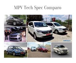 renault lodgy specifications renault lodgy vs honda mobilio vs maruti ertiga vs chevrolet enjoy