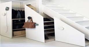 Placard Sous Escalier Avec Tablettes 9 Astuces Pour Aménager Un Espace Futé Sous L Escalier