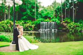 wedding venues in orlando orlando outdoor garden weddings mission inn resort