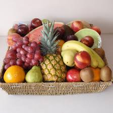 Sympathy Fruit Baskets All Products Sympathy Fruit Basket Gift Baskets Galore Perth