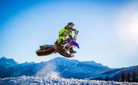 motocross snow bike why brock hoyer is the king of the snow bike mountain culture group