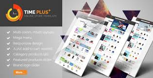 timeplus opencart responsive theme download