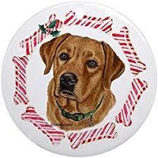 105 best labrador retriever christmas ornaments images on