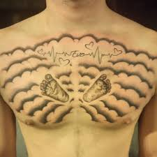 Tattoos Shading Ideas 22 Chest Tattoo Designs Ideas Design Trends Premium Psd