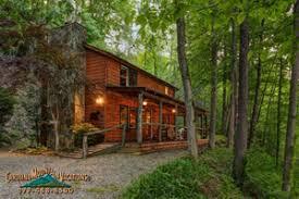 nc cabin rentals in bryson city and nantahala areas of
