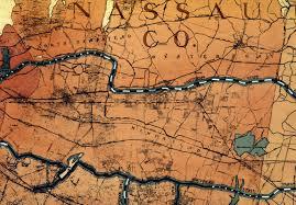 Nassau Map Vanderbilt Cup Races Blog Robert Moses U0027 1931 Planning Map For
