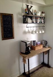 In Home Bars by Dreamy Diy Coffee Bar At Home Ideas Trends4us Com