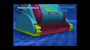 Robot Piscine Dolphin Supreme M4 by Dolphin Diagnostic 2001 Robot Piscina A Prezzo Scontato Youtube