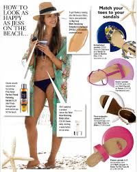 How To Look Happy by Glamour Holiday Beauty Checklist Featuring Tips From Jodie