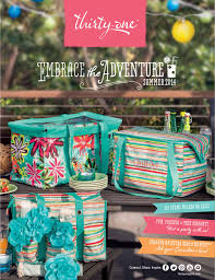 Home Interiors And Gifts Old Catalogs Thirty One Gifts Summer 2014 Catalog By Thirty One Issuu