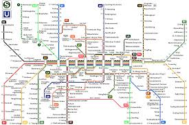 Shenzhen Metro Map In English by Munich Subway Map Travel Map Vacations Travelsfinders Com