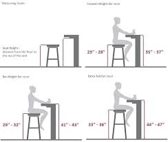 kitchen island stool height enjoyable bar height stools stainless ideas best bar stool