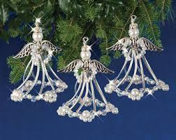 beaded ornament kit etsy