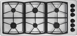 Simmer Plate For Gas Cooktop Amazon Com Sgm466s Classic 46 U0026quot Natural Gas Cooktop With