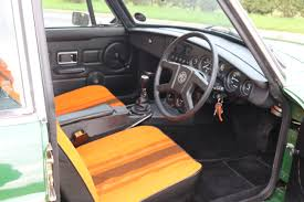 What Is A Bill Of Sale For A Car by Preserved 1980 Mg B Gt To Take Auction Goers Back In Time