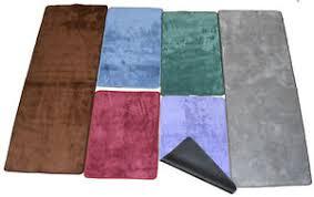 tappeto in microfibra tappeto magico visto in tv microfibra antiscivolo fondo ecopelle