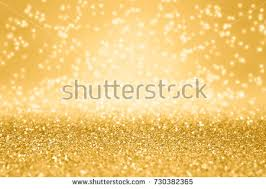 new years or birthday party invitation stock image fancy gold glitter sparkle confetti background stock photo
