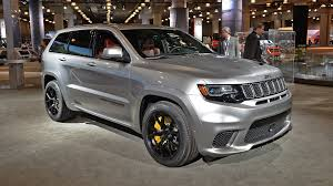 gray jeep grand cherokee 2018 jeep grand cherokee release date trackhawk limited price