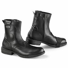best cruiser motorcycle boots falco pepper 2 short waterproof motorcycle boots clearance