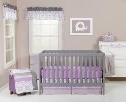 Purple Crib Bedding Set Furniture Florence 3 Crib Bedding Set Impressive Purple