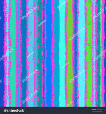 Striped Home Decor Fabric Striped Multicolor Pattern Vertical Lines Texture Stock Vector