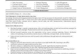 Store Executive Resume Sample by Executive Resume Template By Jesse Kendall Writing Resume Sample
