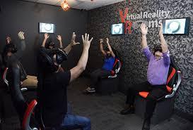 virtual reality rooms sydney