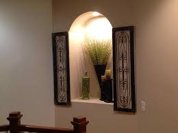 beautiful wall niche decorating ideas contemporary home design