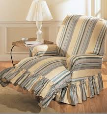Slipcover Wing Chair Wing Chair Recliner Slipcover Carols