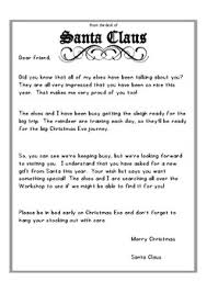 letters from santa letters from santa by school s gold teachers pay teachers