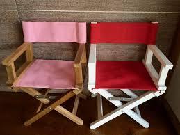 chaise metteur en scène bébé broderie eléa décoration chambre enfant fauteuils personnalisés