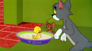 tom jerry cartoon happy duck laster morning episode