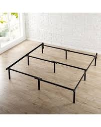 holiday savings zinus 12 inch compack bed frame for box spring