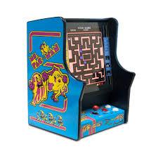 Galaga Arcade Cabinet Ms Pac Man U0026 Galaga Bar Top Game Game Room Guys