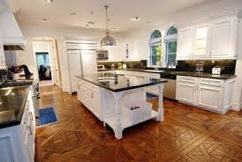 Kitchen With Wood Floors by Richmond Thrifter February 2012