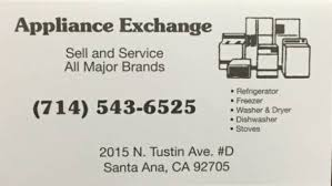 Appliance Business Cards Appliance Sales Archives Business Card Listings