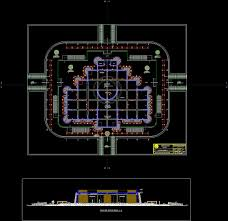 museum gale dwg full project for autocad u2022 designscad