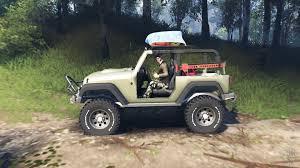 modified jeep wrangler yj wrangler renegade jk v3 0 for spin tires