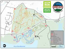 Tennessee Mountains Map by Tennessee Mountain Bike Trails Hamilton Creek Bike Trail