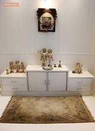 puja room by rajeev gupta home design ideas tips u0026 images by