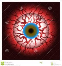 halloween background eyes bloodshot eye bloody eyeball stock illustration image 45948734