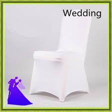 Paper Chair Covers Aliexpress Com Buy 1 Pieces Spandex Lycra Chair Covers China For