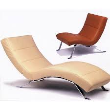 Chaise Sofa Lounge by Furniture Luxury Modern Chair Design With Leather Chaise